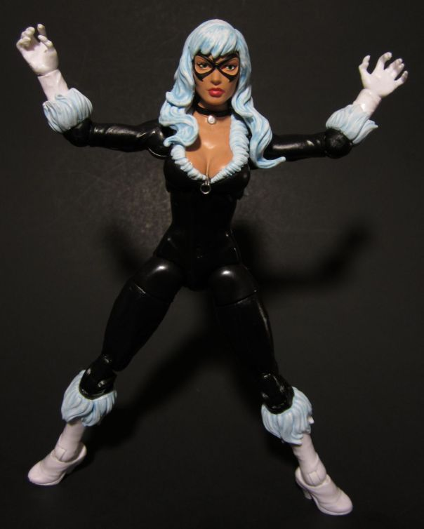 Black Cat articulation showcase 1