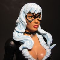 Black Cat closeup 1