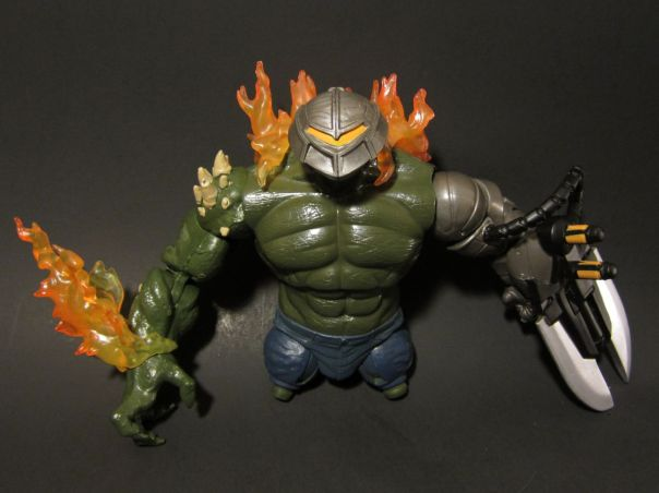 Green Goblin Mandroid cyborg