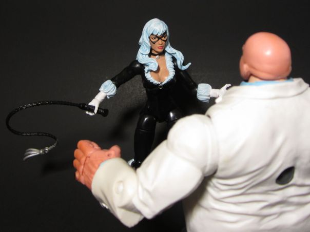 Black Cat vs. Kingpin 1