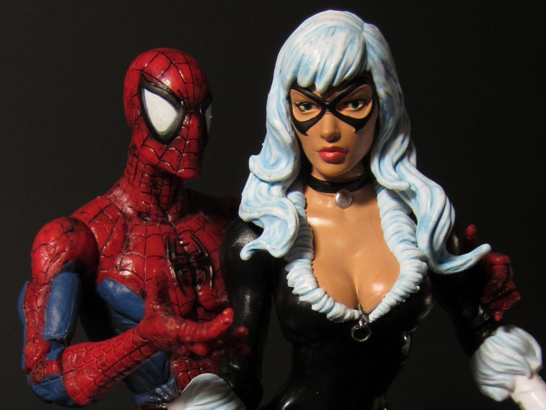 Black Cat Review: Marvel Legends Amazing Spider-Man 2 ... The Amazing Spider Man 2 Black Cat
