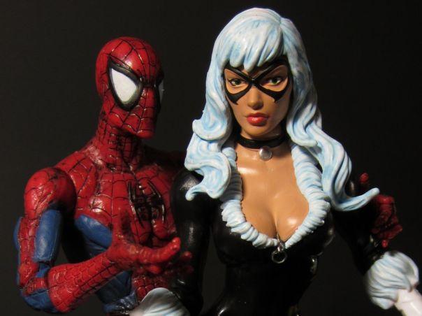 Black Cat & Spider-Man 1