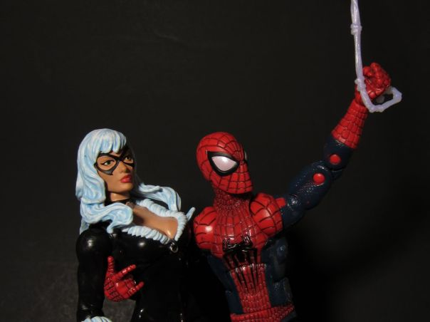 Black Cat & Spider-Man 3