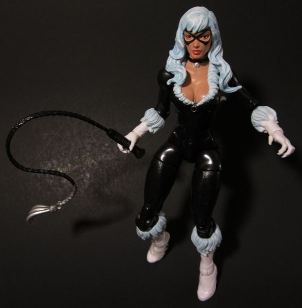 Black Cat w/ whip
